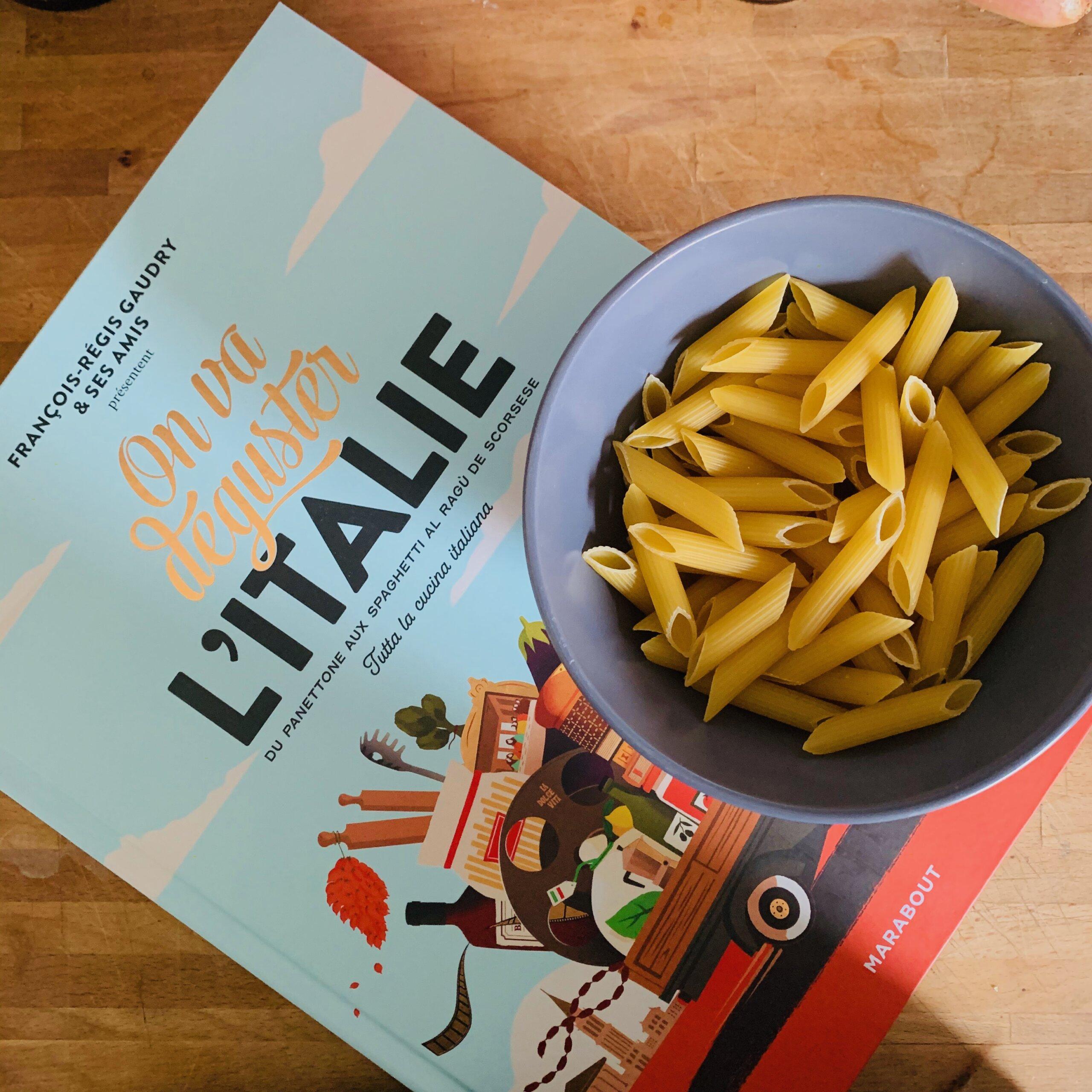 livre cuisine italienne